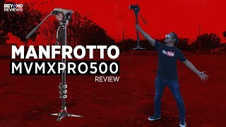 BEST MONOPOD EVER!! (MANFROTTO MVMXPRO500 REVIEW)