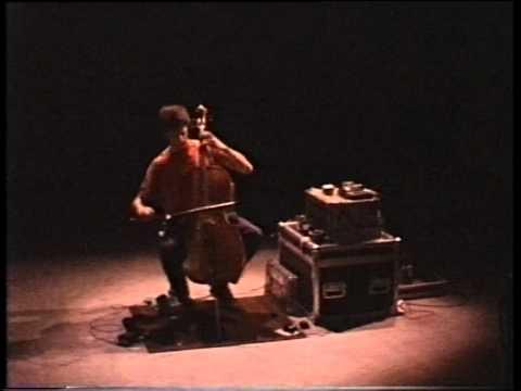 tom cora cello avantgarde