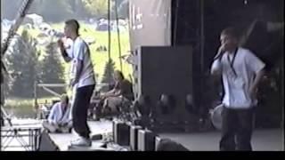 Bushido & Fler - Mein Revier Live Splash 2003