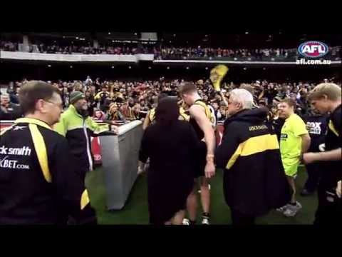 #TissotMoment - Jack Riewoldt's day out