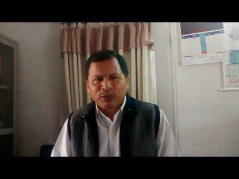 Dipendra Oli, Legal Officer Solid Waste Management Technical Support Resource Center