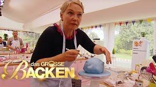 3D-Torten: Mütze ohne Zipfel | Das große Backen 2013 | SAT.1 | TV