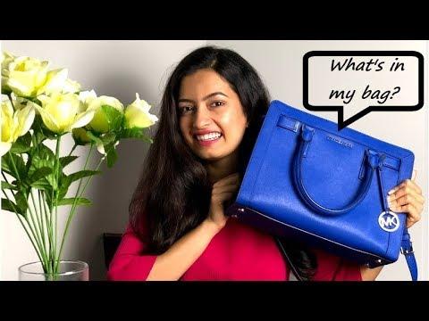 What's In My Bag | Sithara Rajeev thumbnail