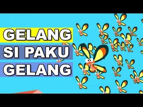 Alif & Mimi - Gelang Si Paku Gelang (Animasi 2D) Lagu Kanak Kanak