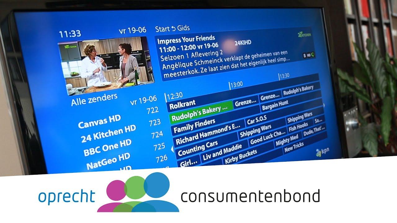 Kpn Digitale Decoder How To Consumentenbond