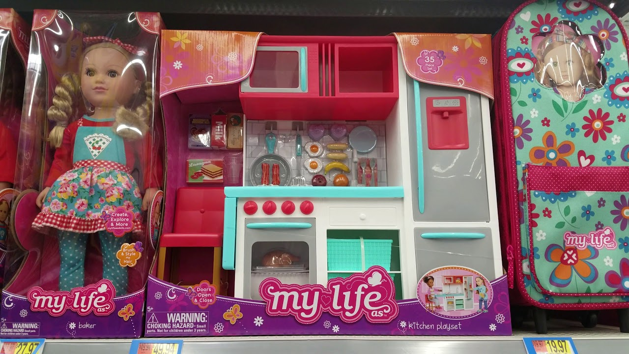 My Life As Toy Hunt Kitchen Looking For Jojo Siwa Doll 2017 Youtube