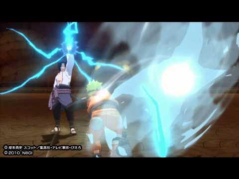 Naruto Sage mode vs Sasuke taka - YouTube