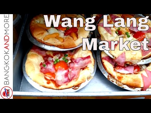 Wang Lang Market Bangkok - All About Food
