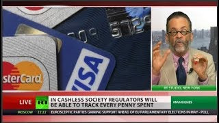 Cashless society leads to enslavement - Lionel