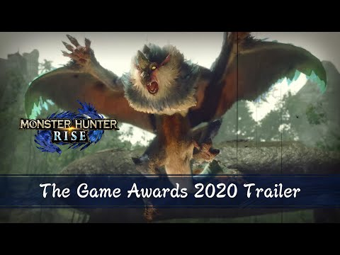 Monster Hunter Rise - The Game Awards 2020 Trailer