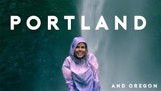 4 DAYS IN PORTLAND OREGON (PACIFIC NORTH WEST ROAD TRIP PART 3)