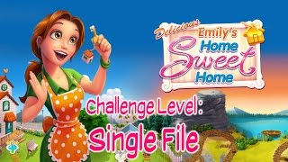 Repeat youtube video Delicious: Emily's Home Sweet Home Walkthrough [Challenge Level: Single File]