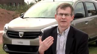 Test-drive Dacia Lodgy - Maroc, aprilie 2012