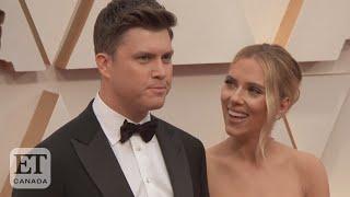 Scarlett Johansson, Colin Jost Delay Wedding