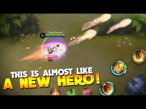 Lolita Rework Gameplay! New Skills! Review Mobile Legends