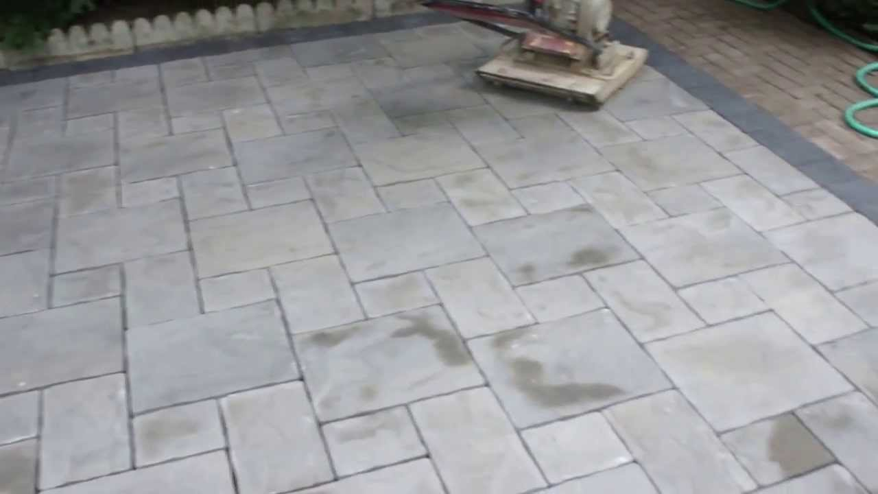 Flagstone Paver Patio
