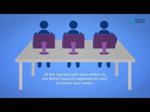 British Council online Teacher Training courses