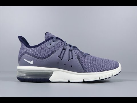 df94077318e Nike Air Max Sequent 3 Running Sport Shoes Review FROM Robert