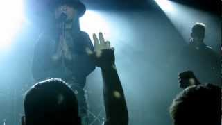 Fields of The Nephilim - Last Exit For The Lost (Virgin Oil, Helsinki 22.3.2013)