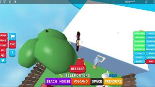 Fly arms on servers! Roblox #1 [ITA]