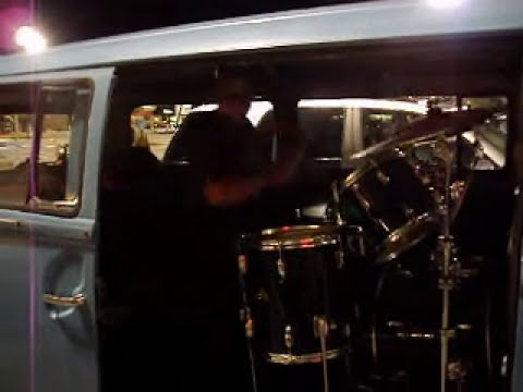 Mike Miulli VW Drum Solo