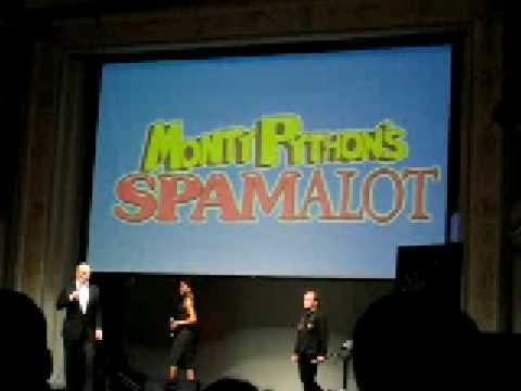 "Spamalot San Francisco - ""Find Your Grail"" - John O"
