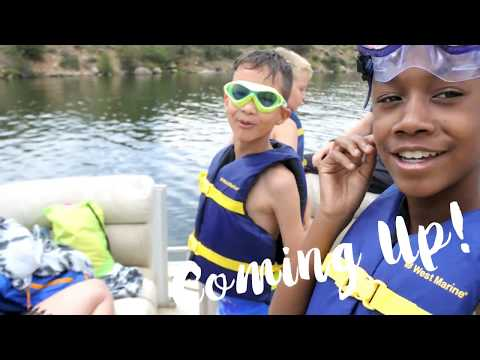 KID FALLS INTO A FREEZING COLD LAKE! | Family Vacation Day 2