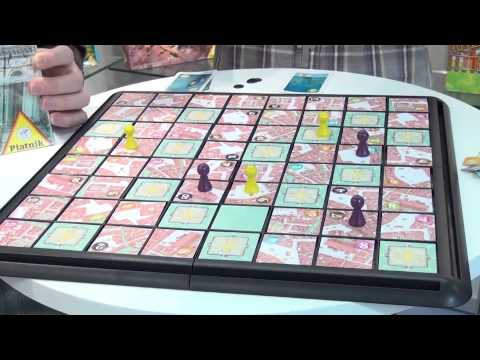 Venezia 2099 Overview At Spielwarenmesse 2014