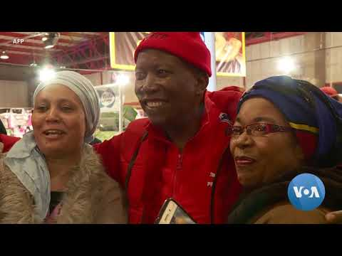 Rural South Africa Looks for Change as Election Looms