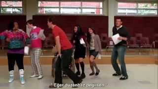 Glee - Gold Digger (Türkçe Altyazılı)