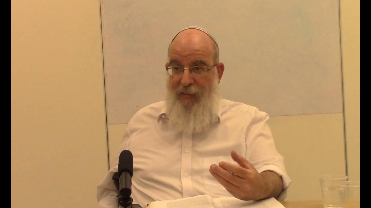 לא טוב היות הרצון לבדו - ישראל ותחייתו - הרב אליעזר קשתיאל