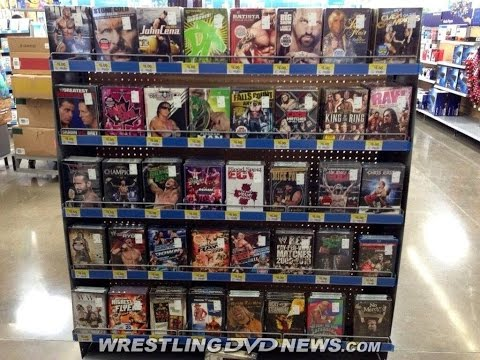 Why I Enjoy Collecting Pro Wrestling DVDS And Tapes
