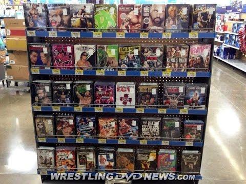 Why I Enjoy Collecting Pro Wrestling DVDS...