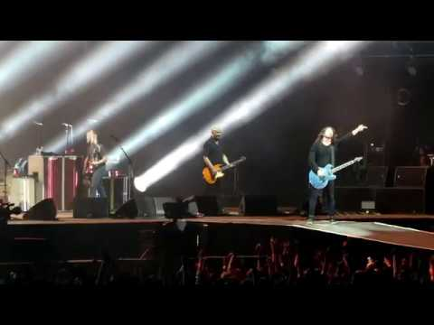 Foo Fighters Run Live London Stadium 2018 Youtube
