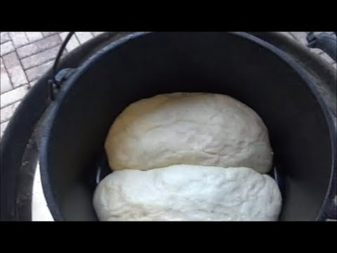 How to bake bread in a Dutch Oven FAIL