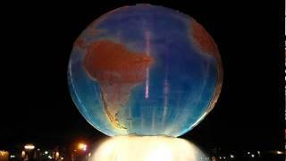 Aquasphere Plaza ~Night