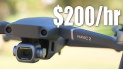 How to make way more money with Mavic Photography