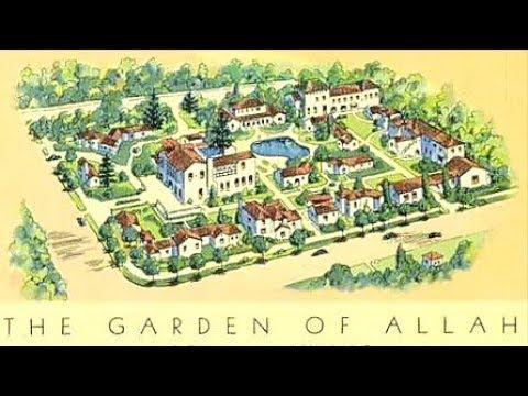 389 THE GARDEN OF ALLAH Sunset Strip (8/30/17) - YouTube