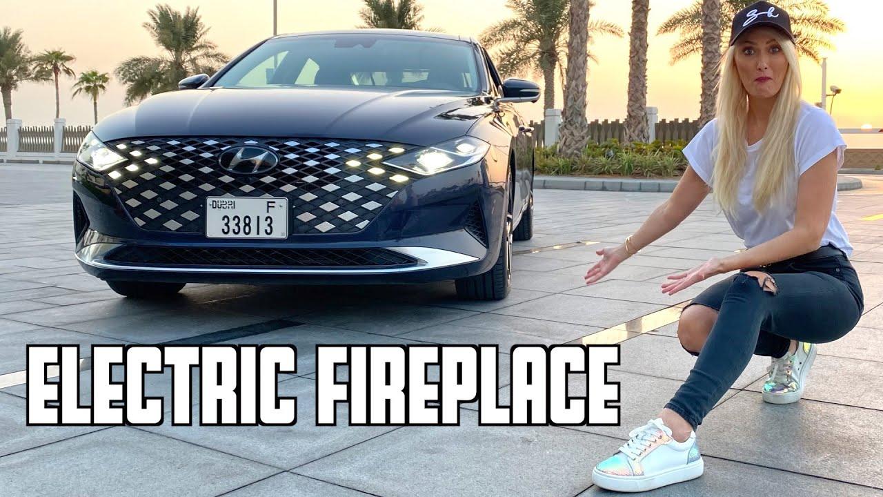 World's Most Affordable High Tech Car   Hyundai Azera