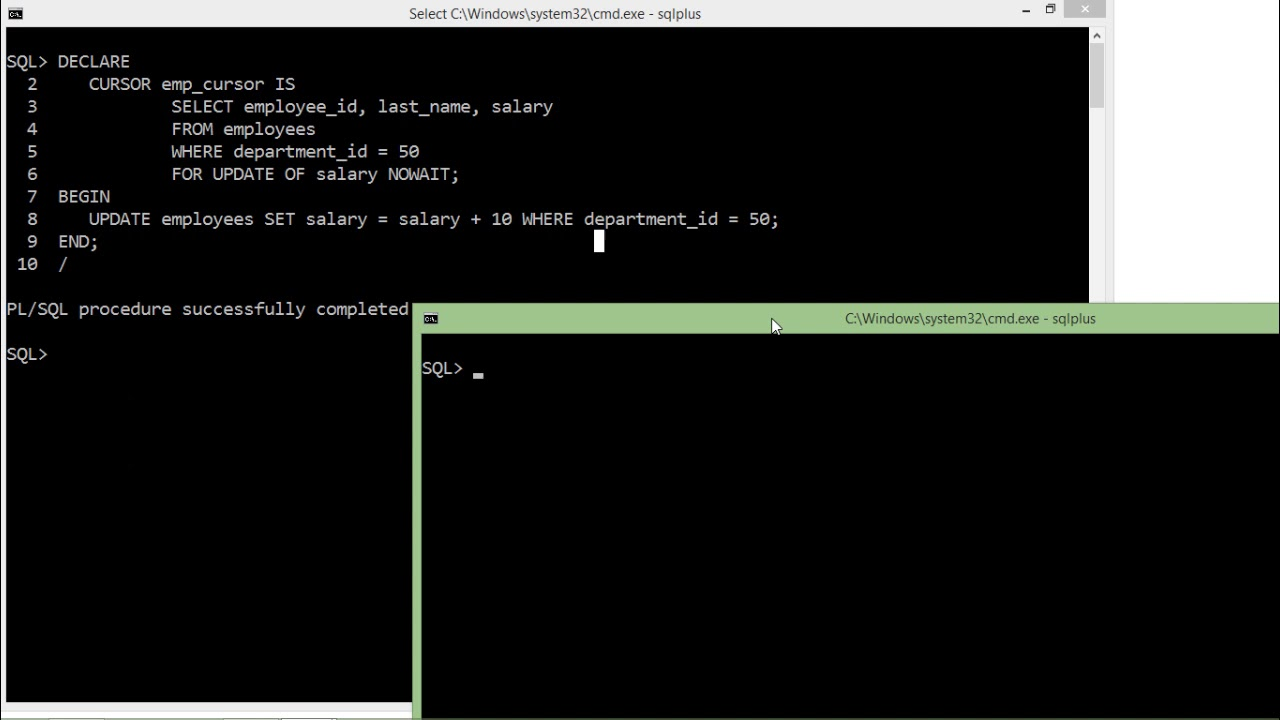 Pl/sql tutorial master pl/sql programming quickly and easily.