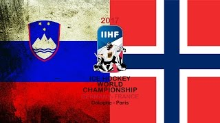 Slovenia - Norway | Highlights | 2017 IIHF World Championship