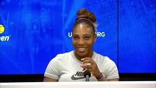 """Serena Willams: """"I"""
