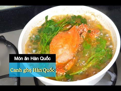 Photo of [Món ăn Hàn Quốc] Canh ghẹ Hàn Quốc | 한국요리 꽃게탕 만들기  tốt nhất