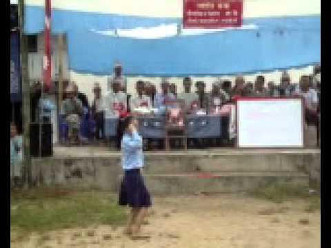 स्कुले छात्रा( Ashmita Ale) को डान्स:-By Shital Kc