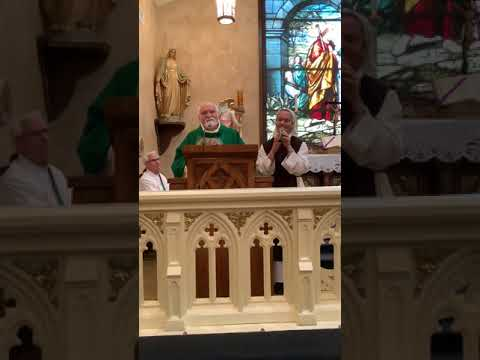 Fr. Jacques Philippe homily