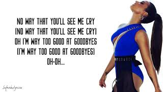Baixar Demi Lovato - Too Good At Goodbyes (Sam Smith cover)(Lyrics)