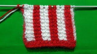 New Knitting Pattern for Children | Easy Knitting | Fashion & Design | Apoorvi Creation