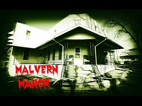 Malvern Manor Paranormal House Tour (Iowa)
