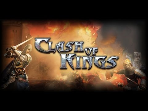 Clash Of Kings - CoK - Gameplay IOS & Android