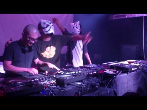 Tha Trickaz Live @ HRC. P6 - Introducing DJ Jase